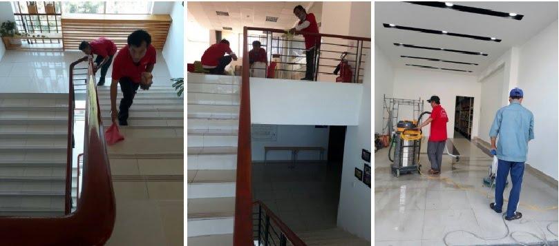 Báo giá Dọn dẹp vệ sinh Nhà cửa theo giờ Nha Trang