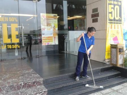 Dịch vụ tạp vụ định kỳ Nha Trang