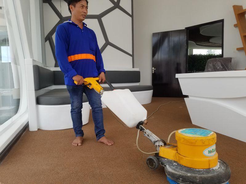 Lưu ý về Dịch vụ giặt thảm Nha Trang Sakura