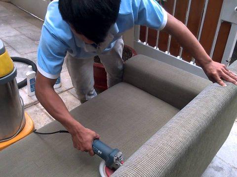 Giặt ghế sofa Nha Trang