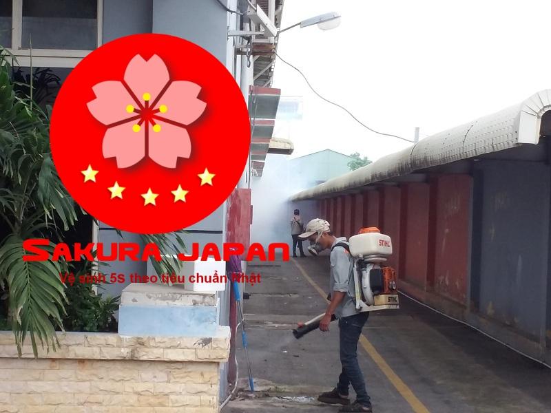 Dịch vụ diệt gián Nha Trang Sakura