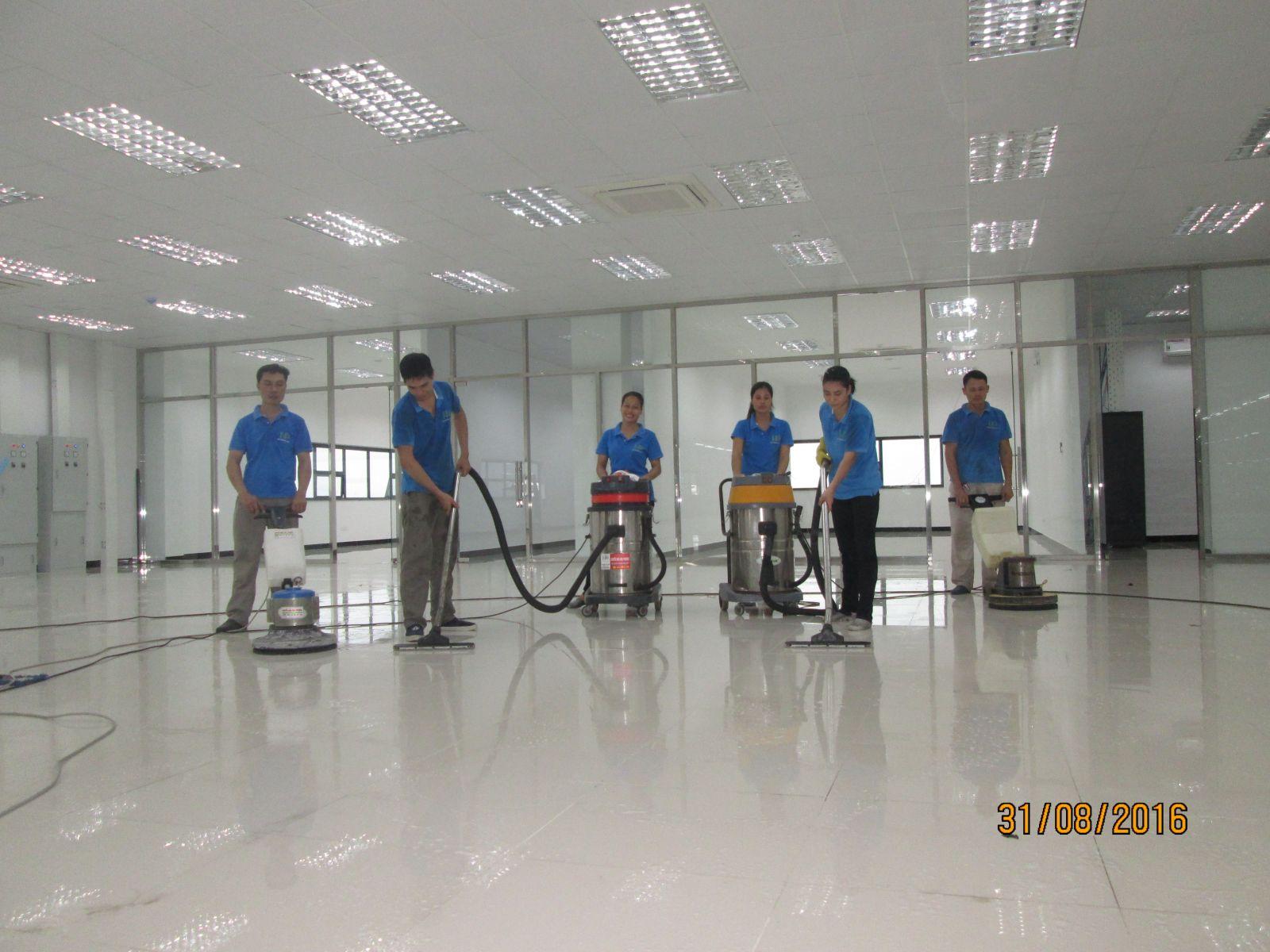 Dịch vụ dọn vệ sinh nhà ở Nha Trang