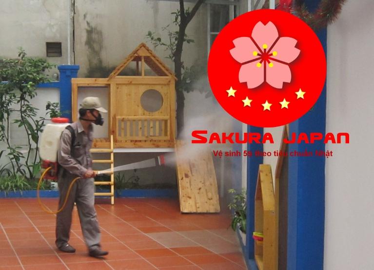 Bảng Giá Phun Thuốc Diệt Côn Trùng Nha Trang Uy Tín Sakura