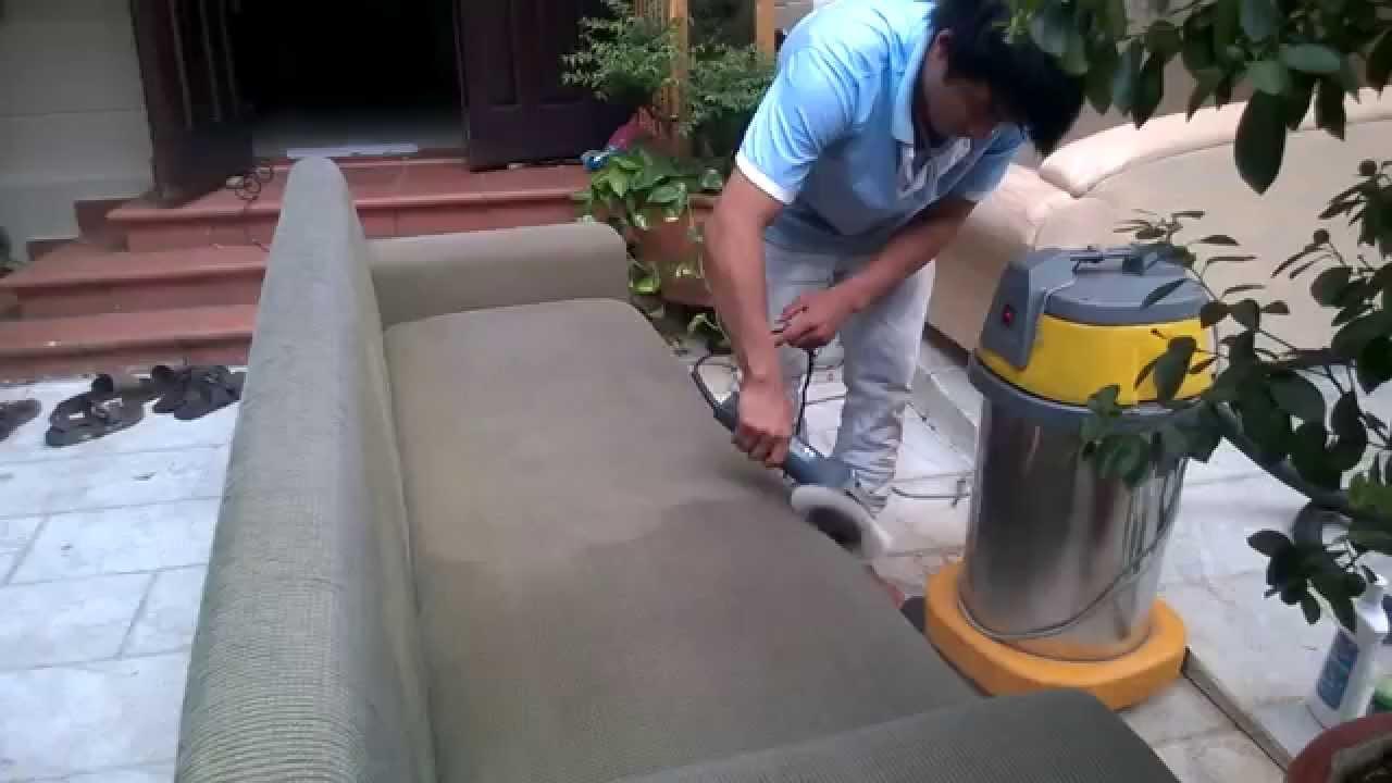 Giặt ghế sofa Nha Trang Giá Rẻ