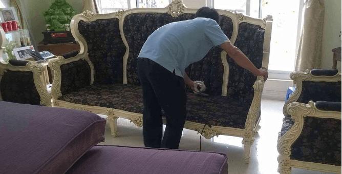 Dịch vụ giặt ghế Sofa Nha Trang Giá Rẻ