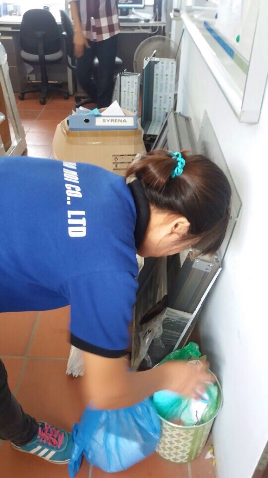 Dịch vụ giúp việc theo giờ Nha Trang Sakura