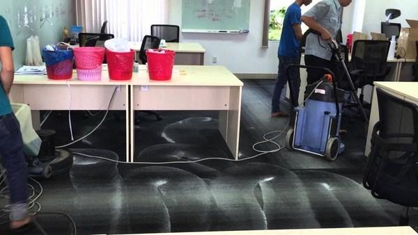 Gói dịch vụ Tạp vụ định kỳ Nha Trang