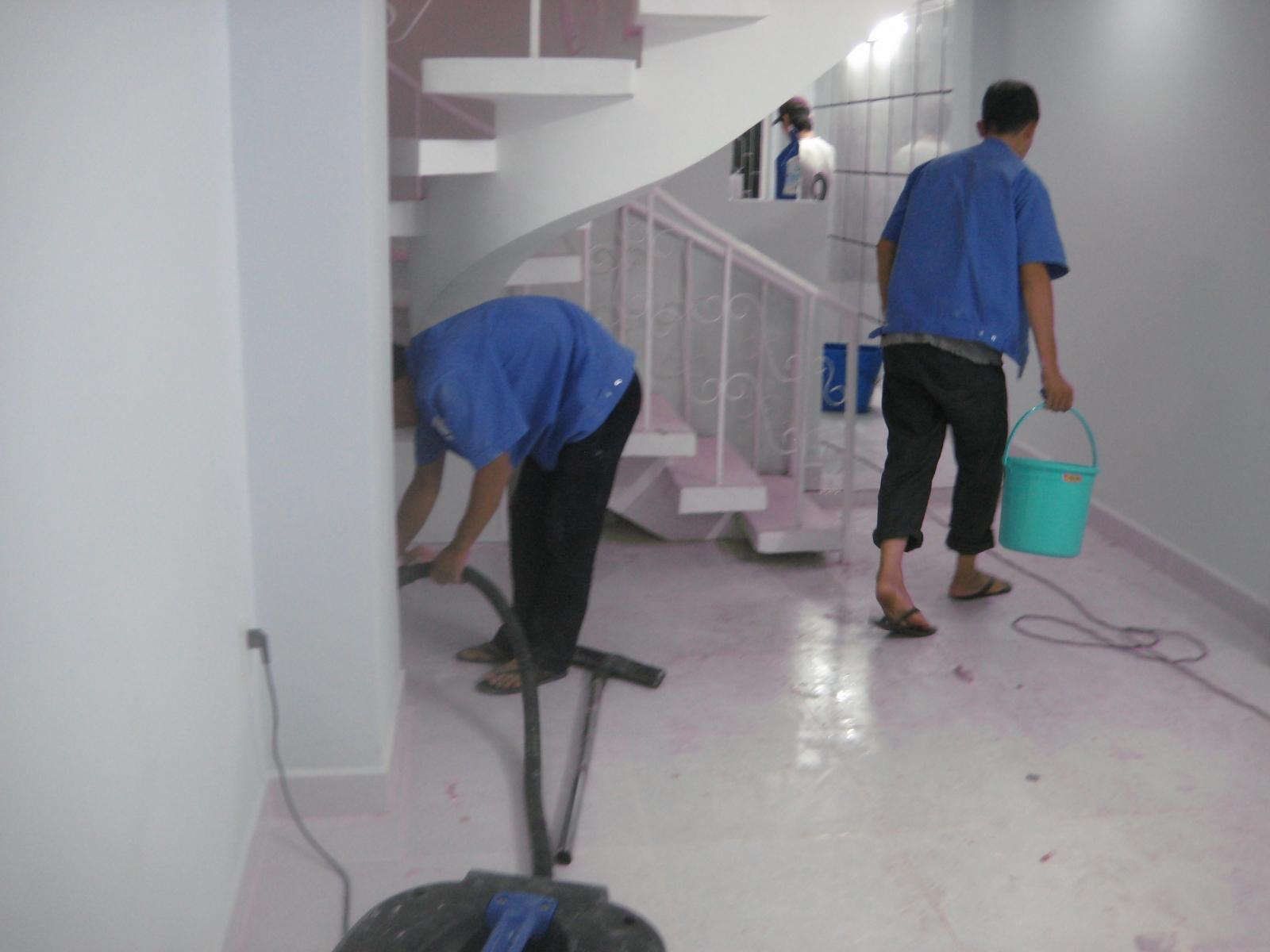 Cam kết của Dịch vụ Vệ sinh nhà trọn gói Nha Trang Sakura