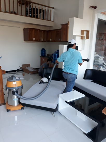Cung cấp dịch vụ vệ sinh nhà trọn gói Nha Trang