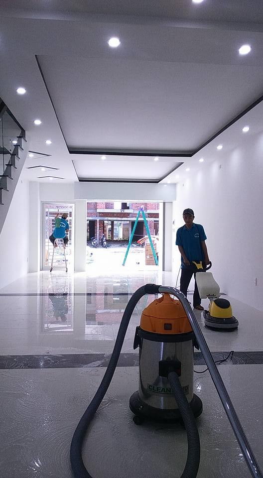 Quy trình Dọn dẹp vệ sinh Nhà cửa theo giờ Nha Trang Sakura