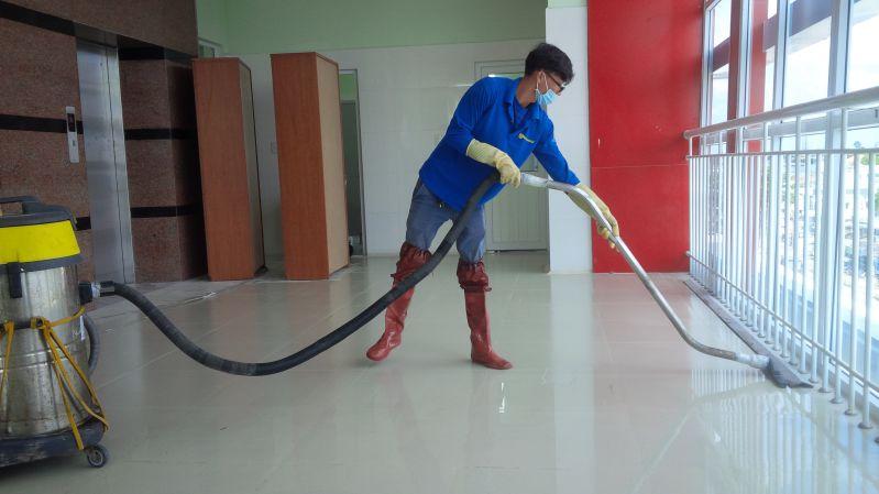 Bảng giá vệ sinh Công nghiệp Nha Trang Sakura Chi phí thấp