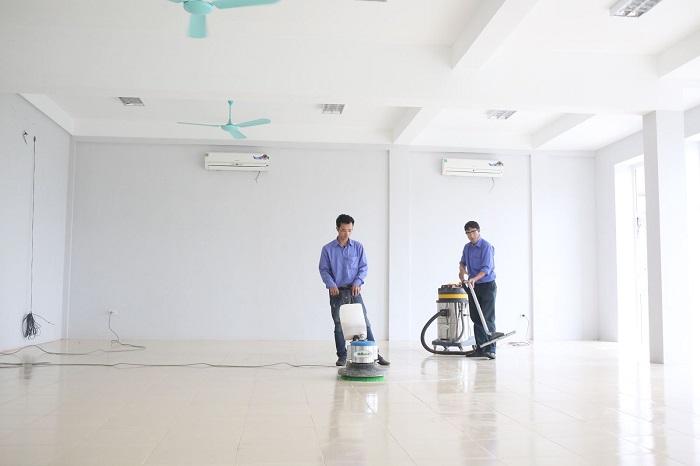 Thiết bị Dọn dẹp vệ sinh Nhà cửa theo giờ Nha Trang