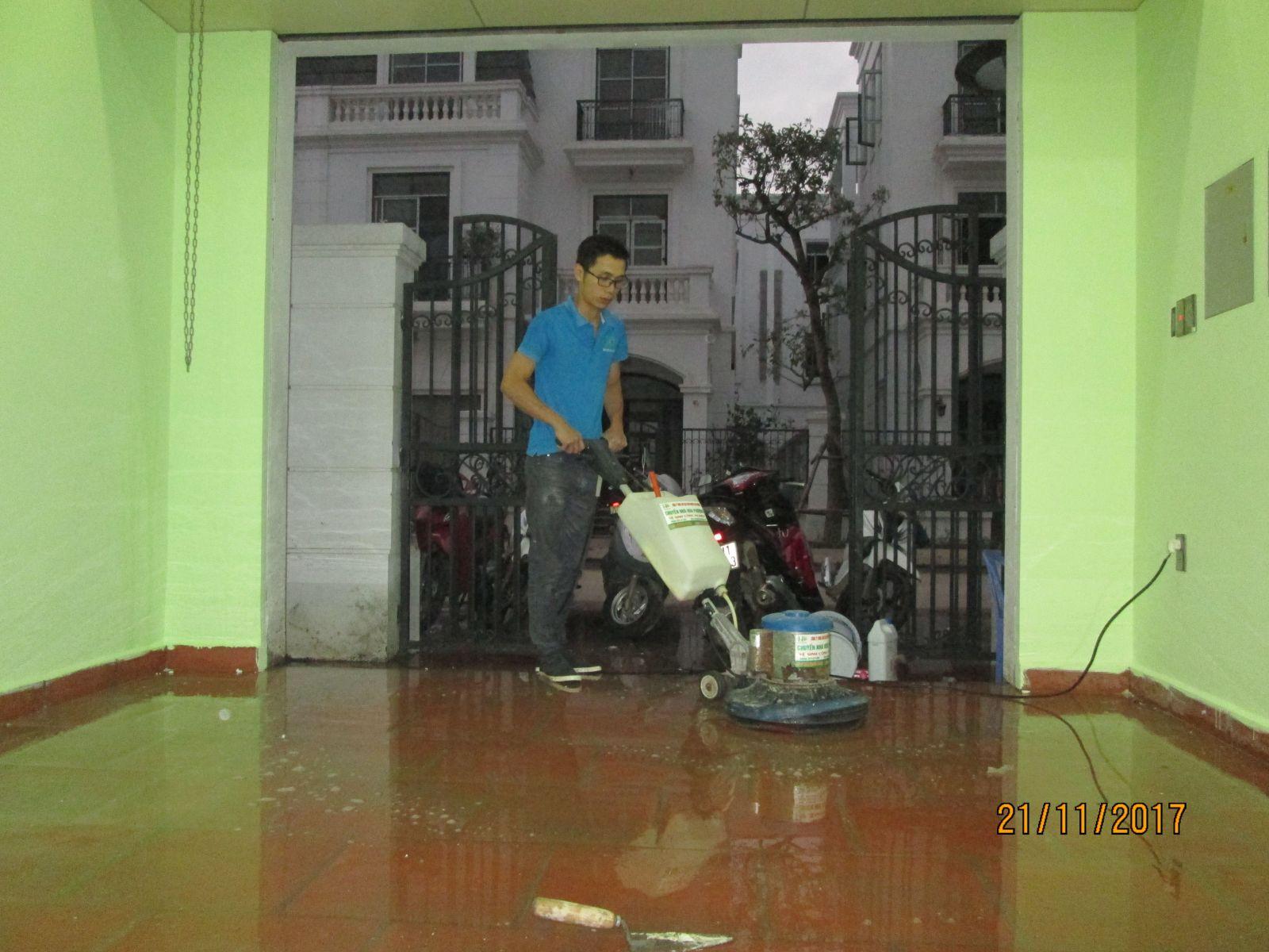 Bảng giá dịch vụ Tổng vệ sinh Nhà cửa Nha Trang