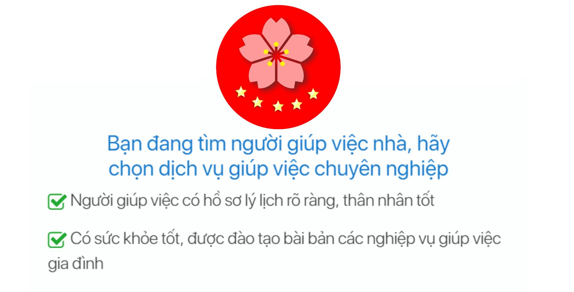 Ưu điểm gói Giúp việc Theo giờ Nha Trang Sakura