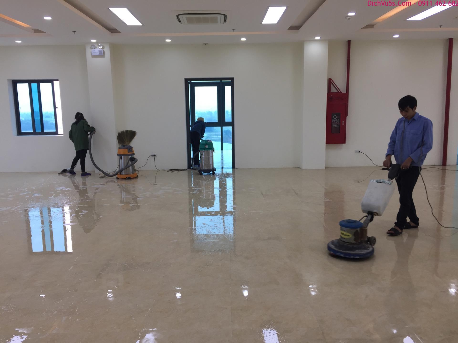 Cung cấp dịch vụ tổng vệ sinh nhà cửa Nha Trang