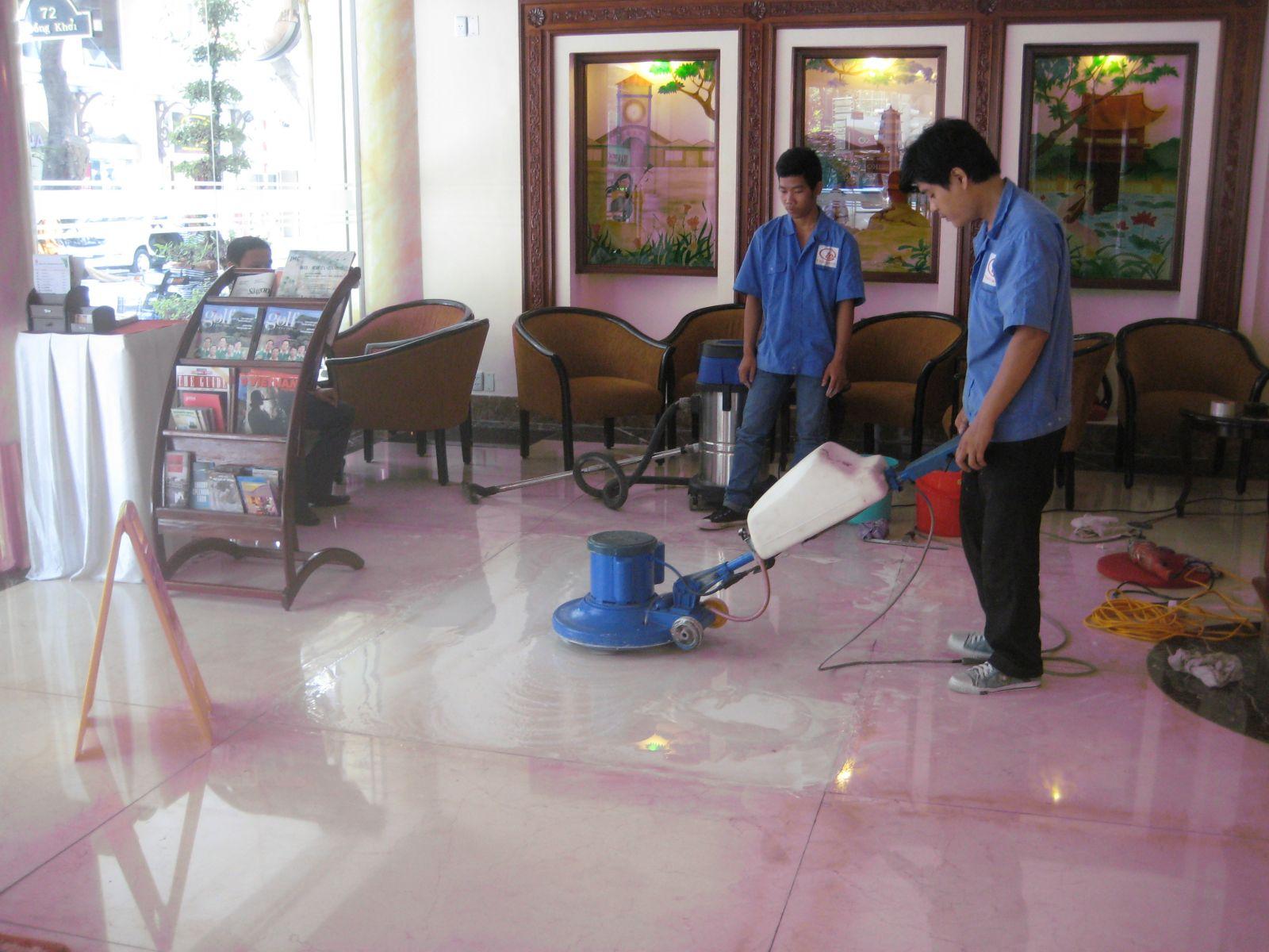 Dịch vụ tổng vệ sinh nhà cửa Nha Trang