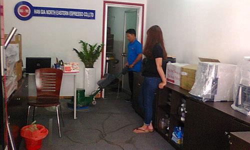Quy trình Khảo sát Tổng vệ sinh Nhà Cửa Nha Trang