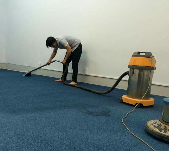 Lý do chọn dịch vụ vệ sinh nhà mới xây Nha Trang