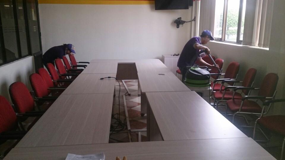 Quy trình Tạp vụ văn phòng Nha Trang