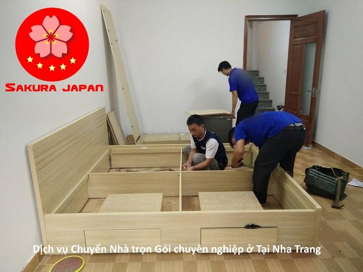 Dịch vụ chuyển nhà Nha Trang trọn gói Giá Rẻ