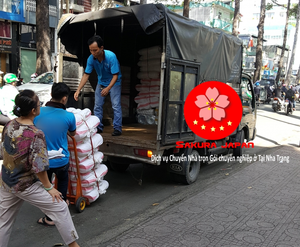 Dịch vụ Taxi vận chuyển dọn nhà Nha Trang Chuyên nghiệp