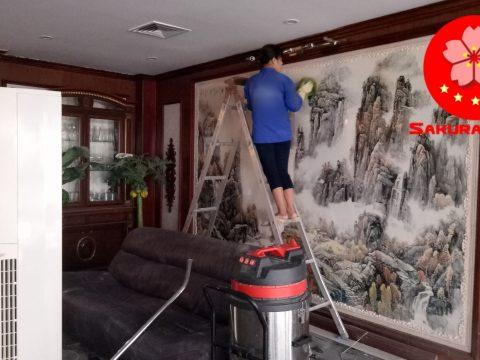 Vệ Sinh Biệt Thự Căn Hộ Chung Cư Nha Trang