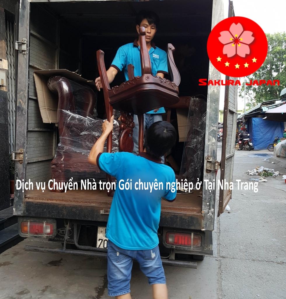 Dịch vụ dọn nhà Nha Trang Chuyên nghiệp