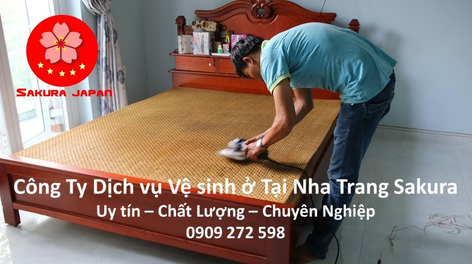 Công Ty Dịch vụ vệ sinh ở tại Nha Trang Chuyên nghiệp Uy tín Giá Rẻ