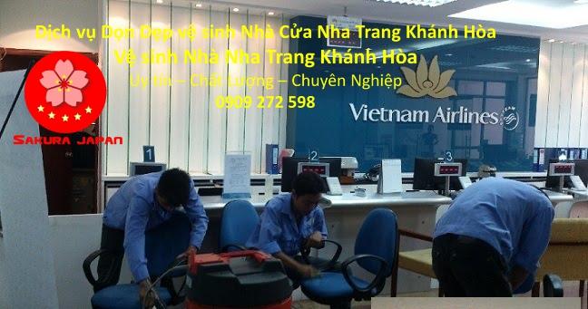 Dọn Dẹp vệ sinh Nhà Cửa Nha Trang Khánh Hòa Uy Tín 3