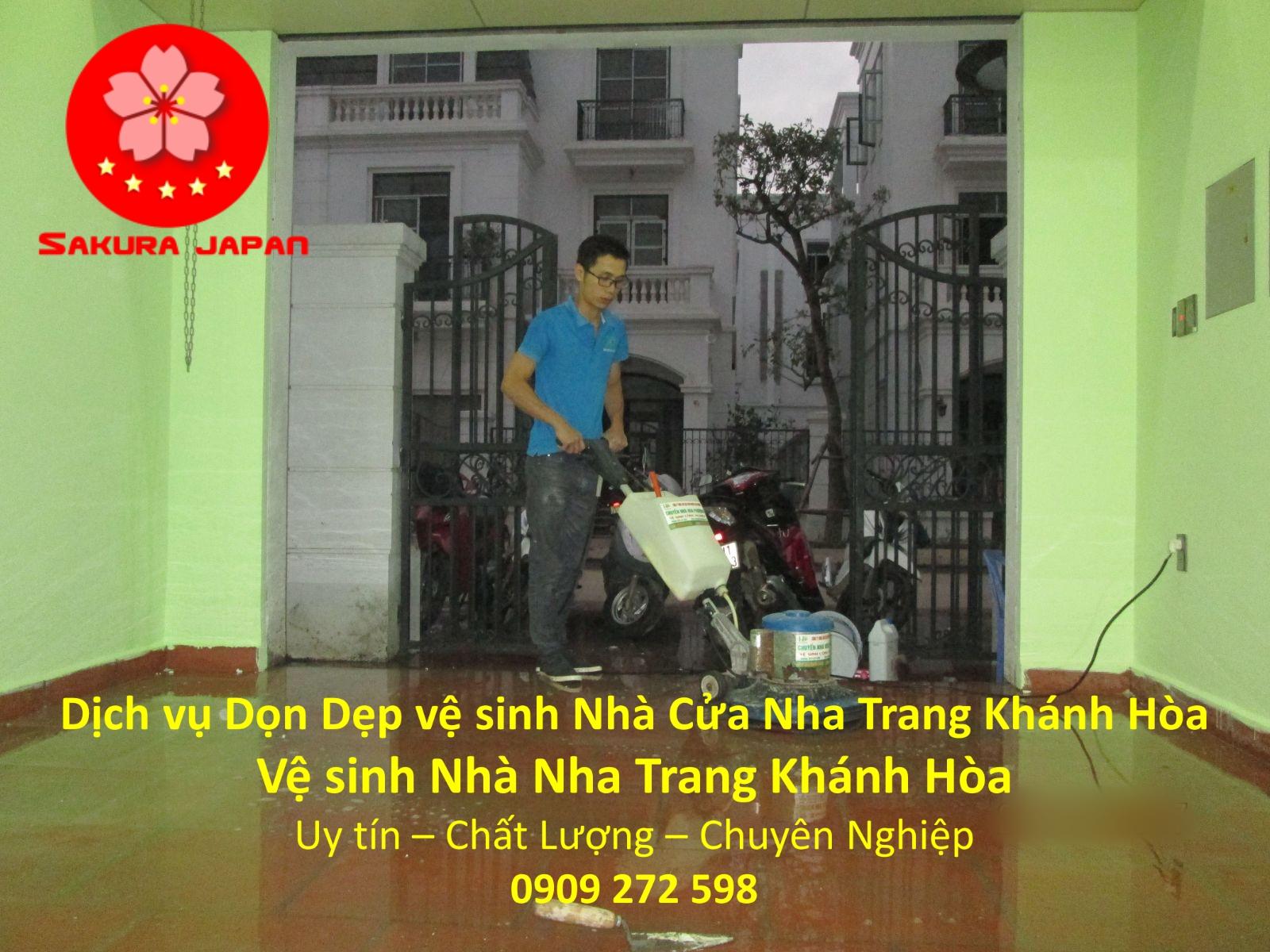 Dọn Dẹp vệ sinh Nhà Cửa Nha Trang Khánh Hòa Chuyên Nghiệp 3