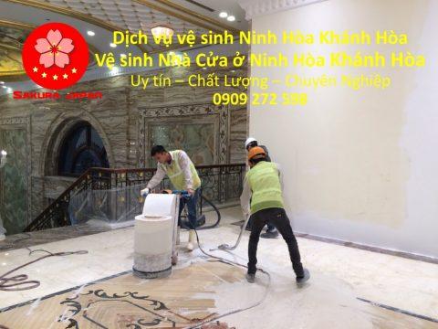 Vệ Sinh Nhà Ở Ninh Hòa Khánh Hòa