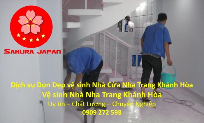 Dọn Dẹp vệ sinh Nhà Cửa Nha Trang Khánh Hòa Chuyên Nghiệp 2