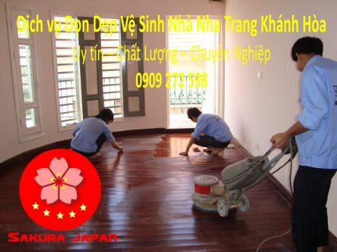 Dọn Dẹp Vệ sinh Nhà Nha Trang Khánh Hòa