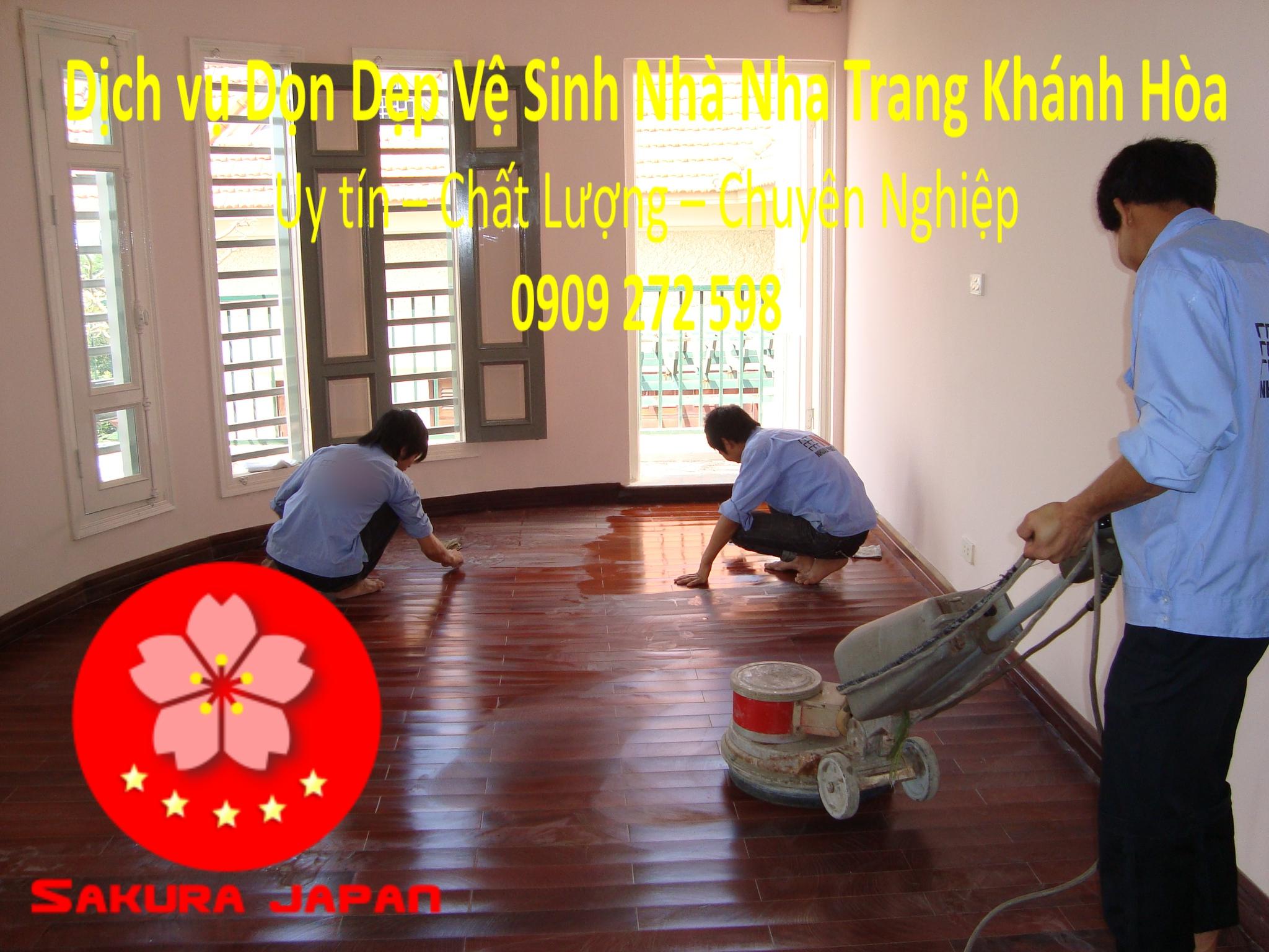 Dọn Dẹp Vệ sinh Nhà Nha Trang Khánh Hòa 6