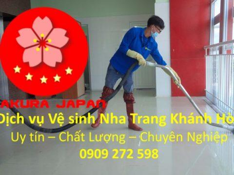 Vệ sinh Nhà Nha Trang Khánh Hòa