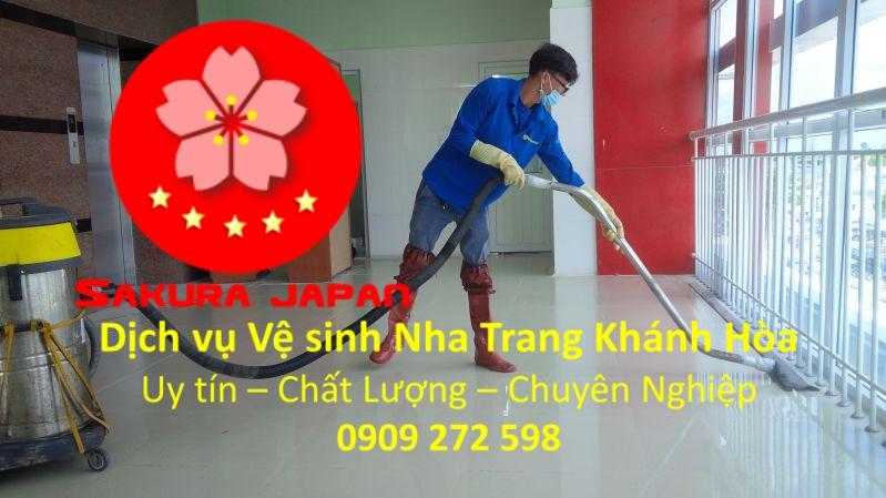 Vệ sinh Nhà Nha Trang Khánh Hòa Chuyên Nghiệp