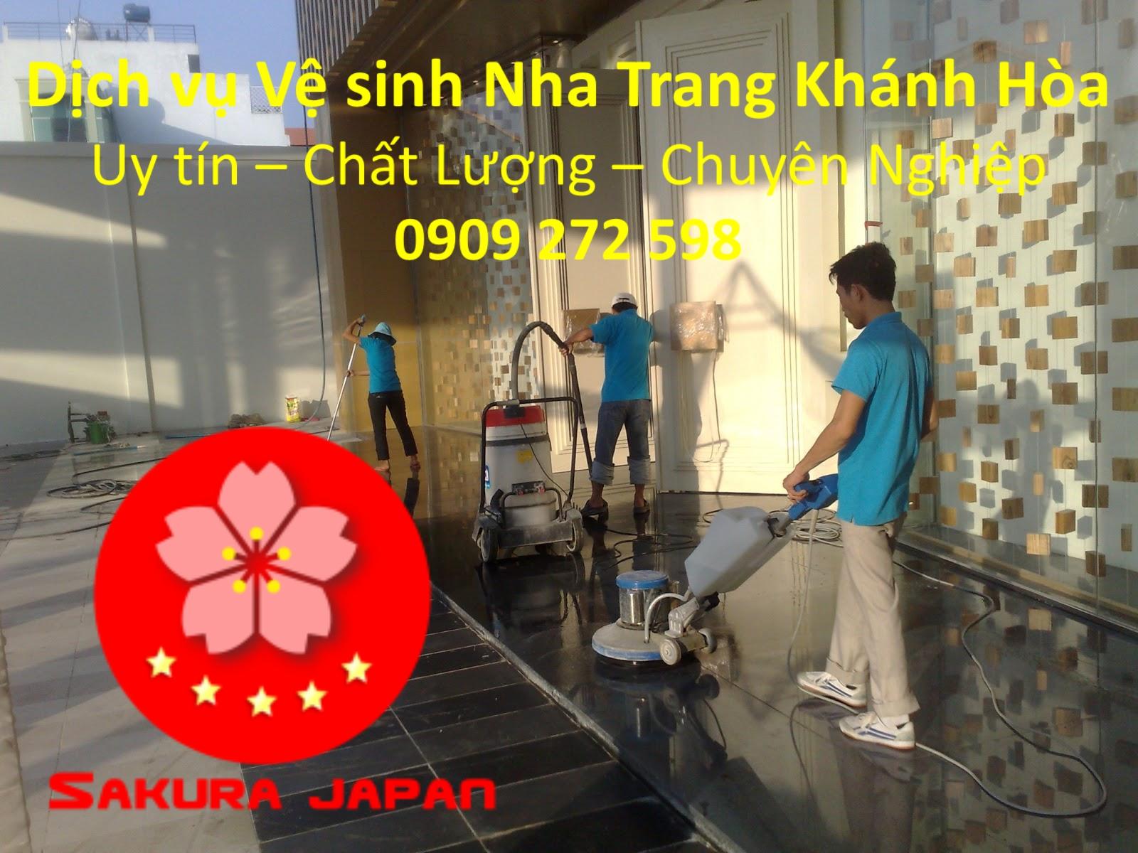 Vệ sinh Nhà Nha Trang Khánh Hòa 4