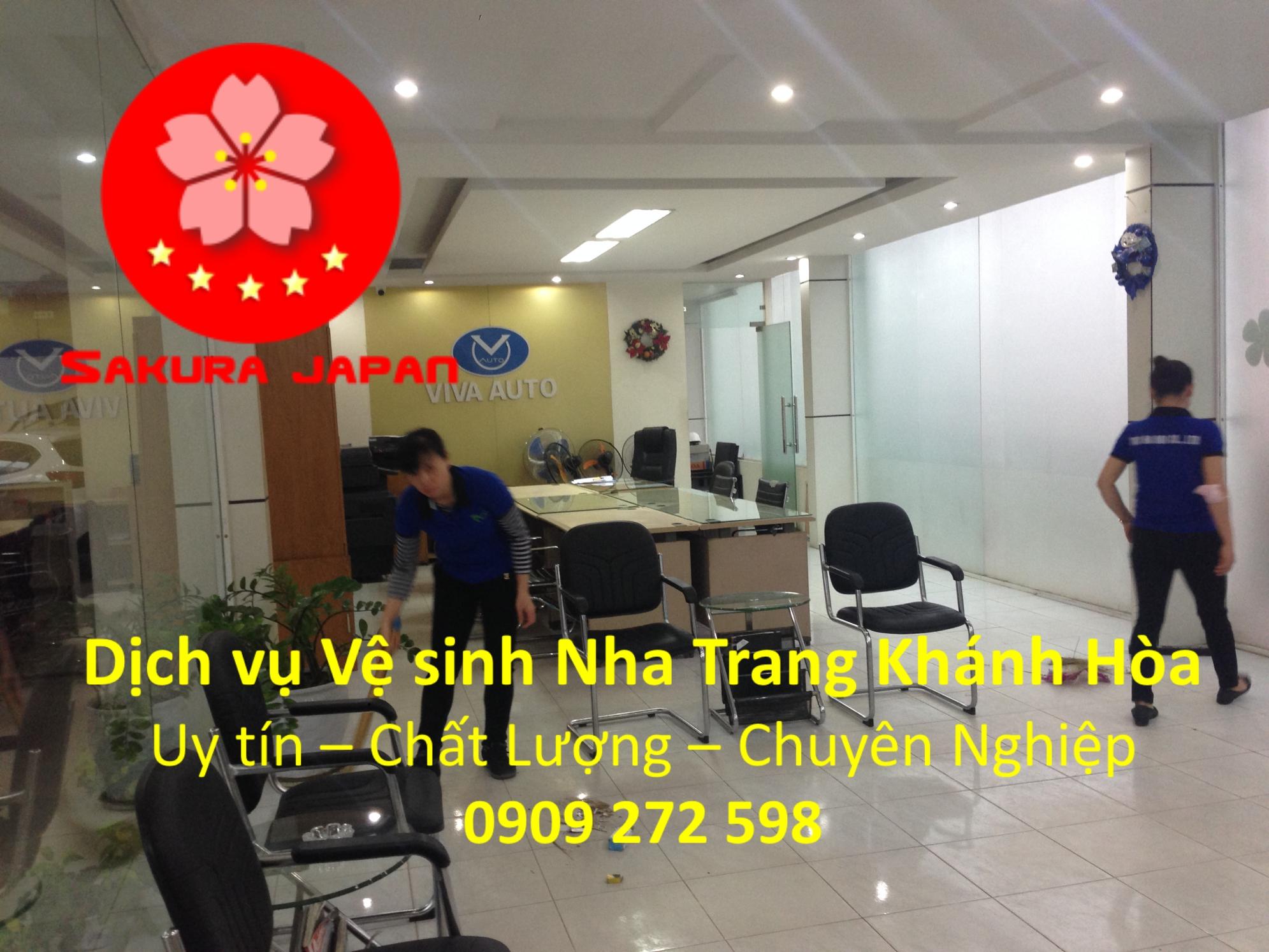 Vệ sinh Nhà Nha Trang Khánh Hòa 5