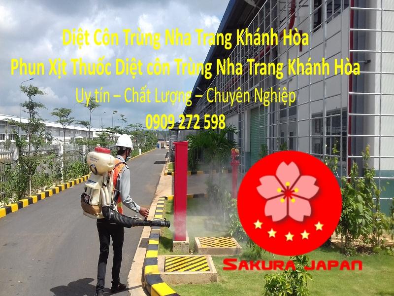Diệt Côn Trùng Nha Trang Khánh Hòa Tận Gốc