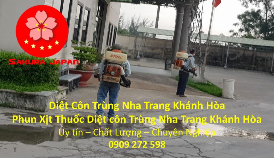Diệt Côn Trùng Nha Trang Khánh Hòa Chuyên Nghiệp