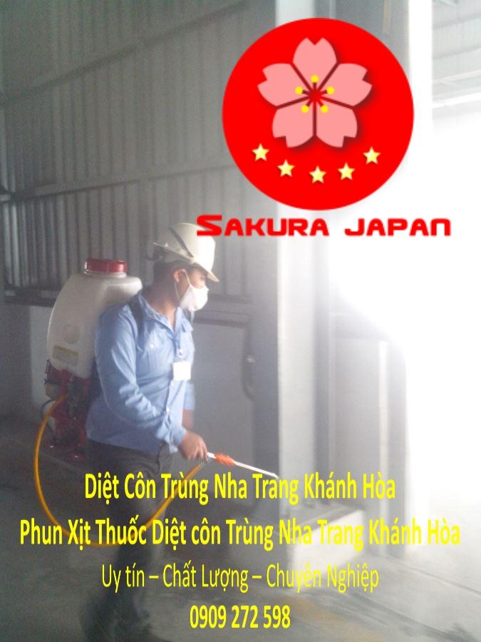 Diệt Côn Trùng Nha Trang Khánh Hòa Uy Tín