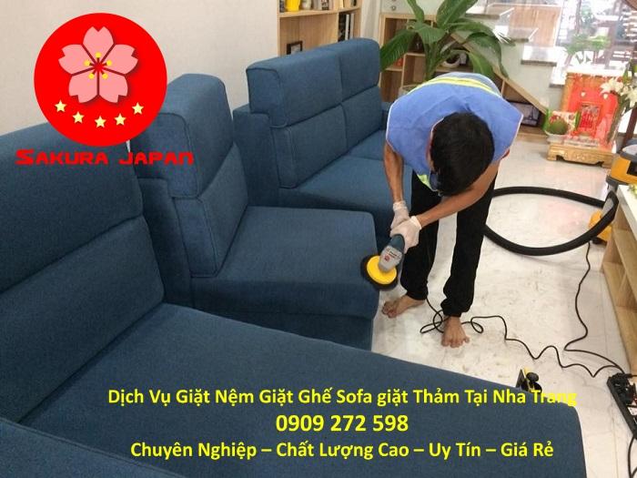 Dịch Vụ Giặt Nệm Giặt Ghế Sofa Giặt Thảm Tại Nha Trang Uy Tín Nhất