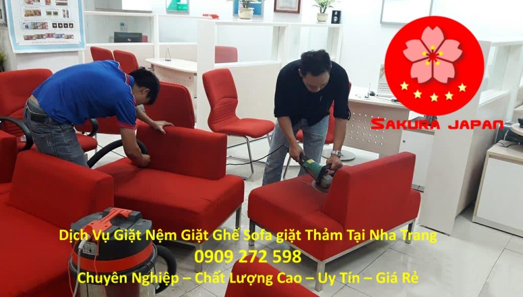 Giặt Nệm Giặt Ghế Sofa Giặt Thảm Tại Nha Trang Chuyên Nghiệp Nhất