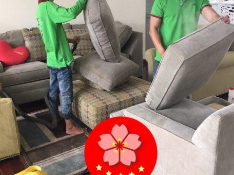 Dịch Vụ Giặt Sofa Tại Nha Trang