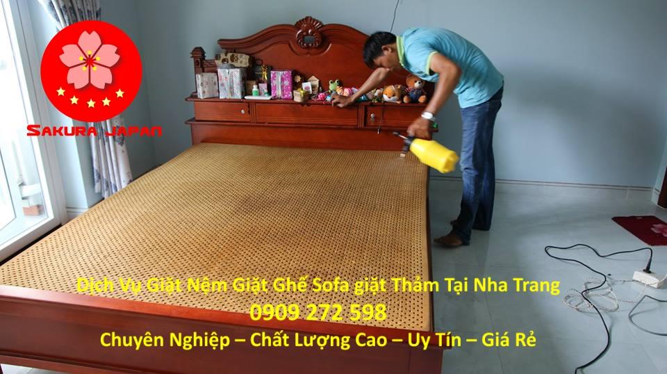 Dịch Vụ Giặt Nệm Giặt Ghế Sofa Giặt Thảm Tại Nha Trang Chuyên Nghiệp Nhất