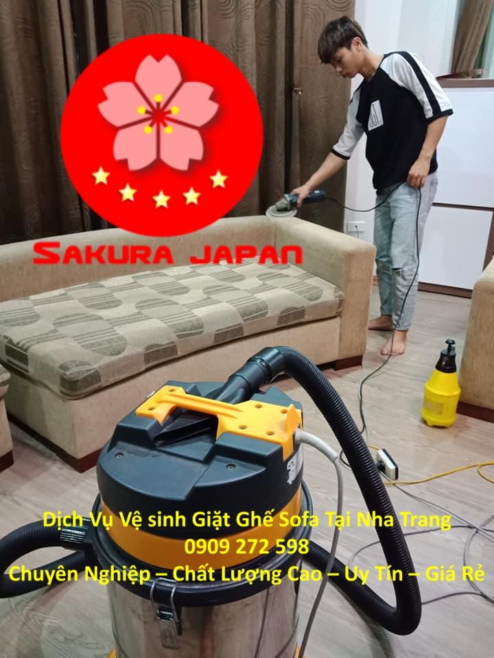 Dịch Vụ Vệ Sinh Giặt Sofa Khách Sạn Tại Nha Trang Chuyên Nghiệp Nhất