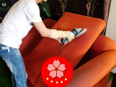 Giặt Ghế Sofa Khách Sạn Tại Nha Trang