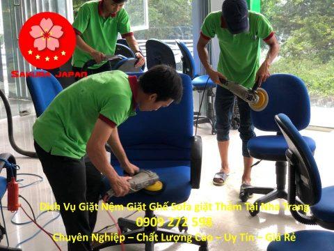 Giặt Nệm Giặt Ghế Sofa Giặt Thảm Tại Nha Trang