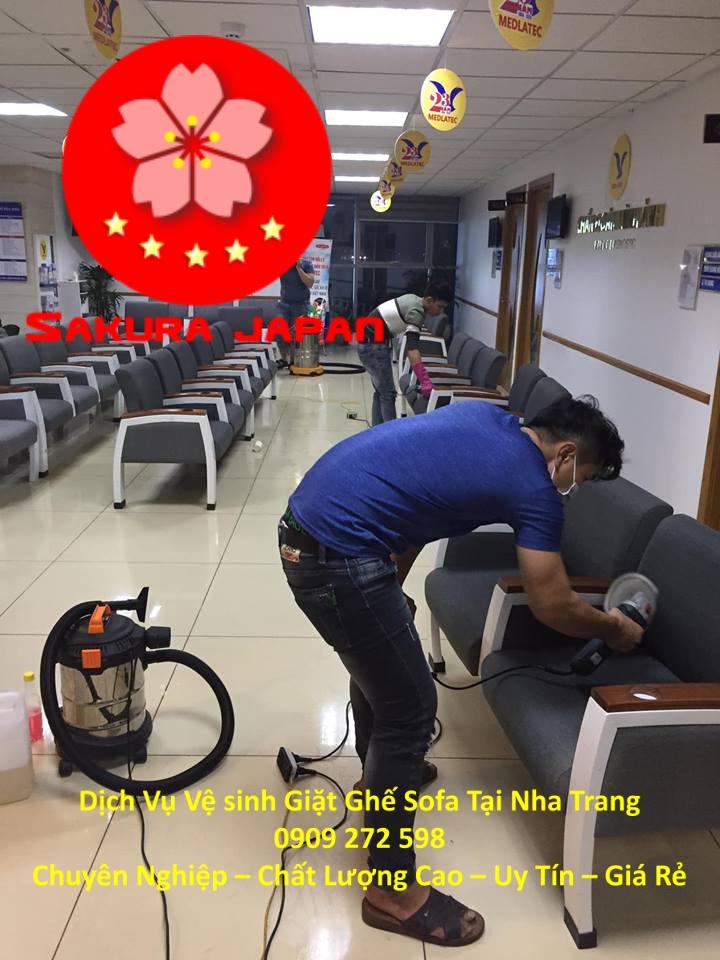 Giặt Ghế Sofa Khách Sạn Tại Nha Trang Chuyên Nghiệp Nhất