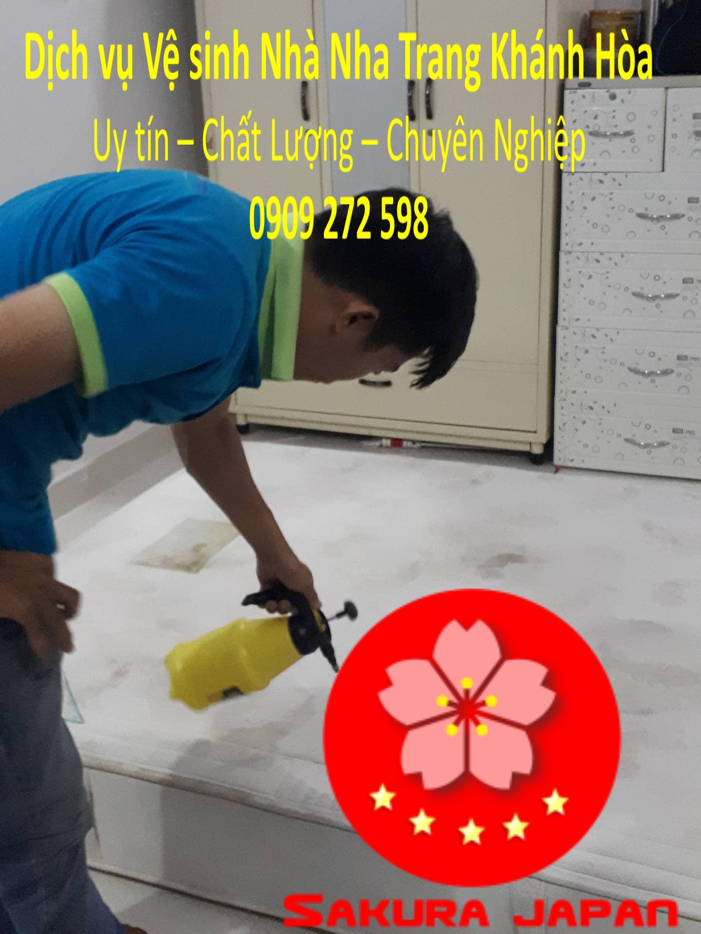 Dịch vụ Giặt Nệm Bông tại Nha Trang Chuyên Nghiệp Giá Rẻ Nhất